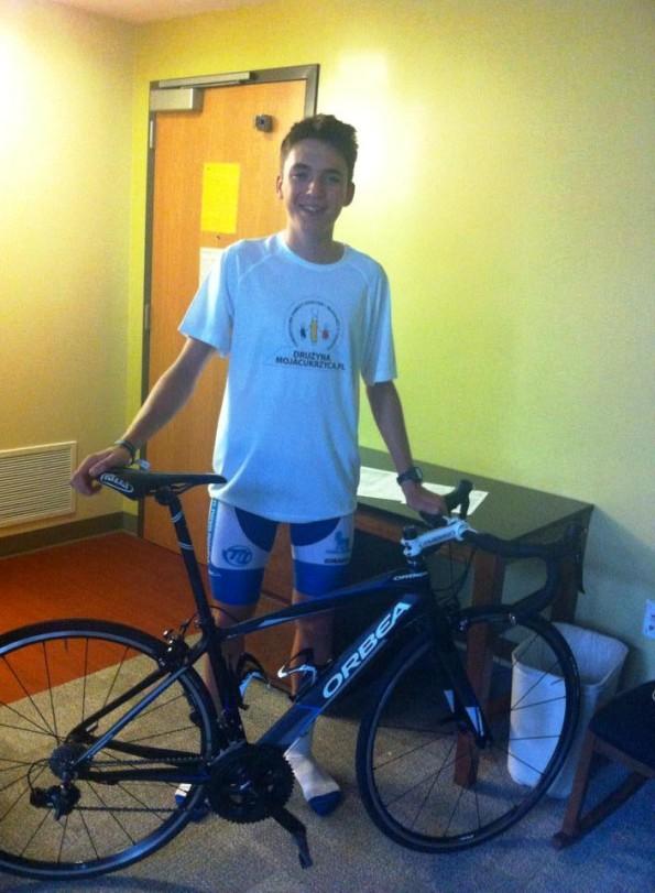 Nowy rower...