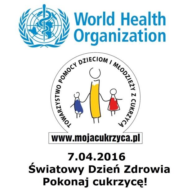 Pokonaj cukrzycę! Światowy Dzień Zdrowia 2016