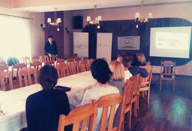 Wykład Dr Katarzyny Kowalcze, Warsztaty ACTIVEDIABET - aktywnie z cukrzycą