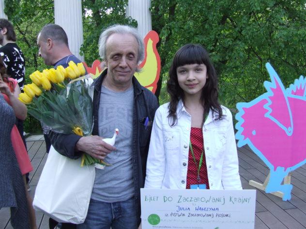 Julia Walczyna z Tomaszem Zeliszewskim, Budka Suflera