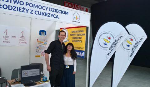 Pascal Brodnicki i Irena Guszczyńska