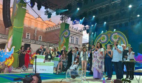Julia Walczyna z Trześni w finale a Ula Kowalska ze Skierniewic z pierwszą nagrodą!