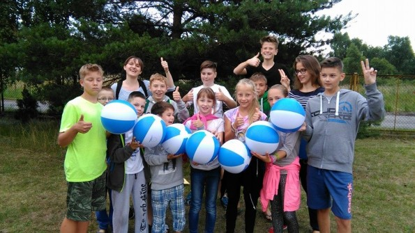Grupa 1 Turnus Edukacyjno-Rehabilitacyjny w Dźwirzynie