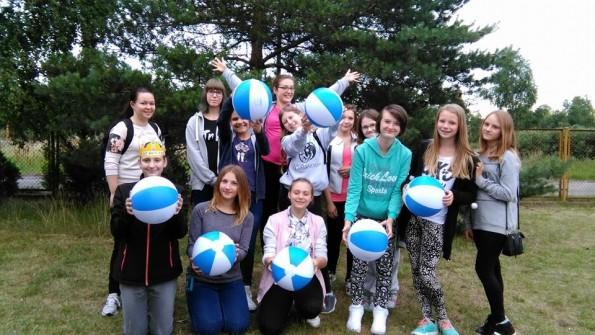 Grupa 2 Turnus Edukacyjno-Rehabilitacyjny w Dźwirzynie