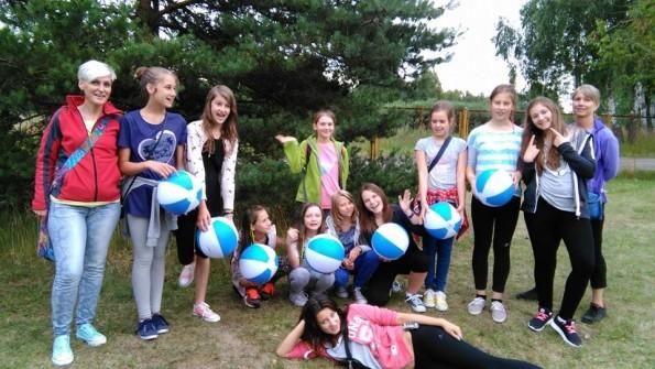 Grupa 3 Turnus Edukacyjno-Rehabilitacyjny w Dźwirzynie