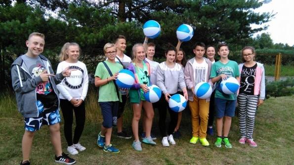 Grupa 4 Turnus Edukacyjno-Rehabilitacyjny w Dźwirzynie