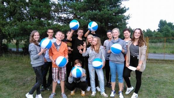 Grupa 5 Turnus Edukacyjno-Rehabilitacyjny w Dźwirzynie