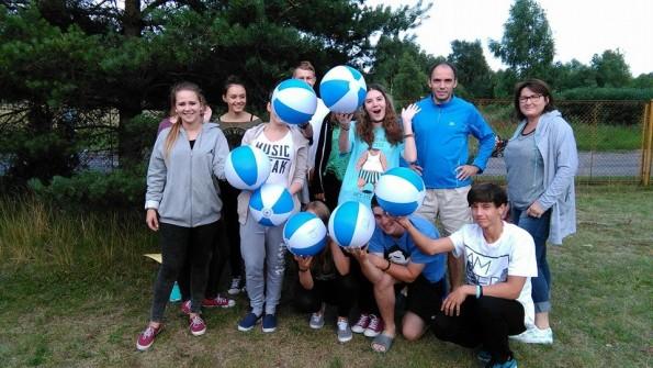 Grupa 6 Turnus Edukacyjno-Rehabilitacyjny w Dźwirzynie