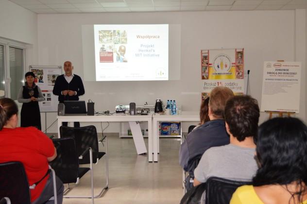 Szkolenie w ramach współpracy Henkel Polska i Towarzystwa Pomocy Dzieciom i Młodzieży z Cukrzycą
