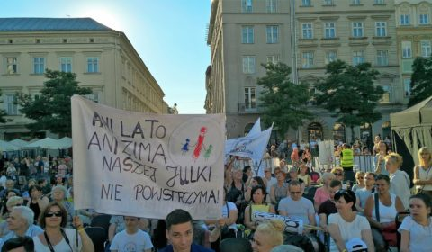 Festiwal zaczrowanej Piosenki. Siła nas!