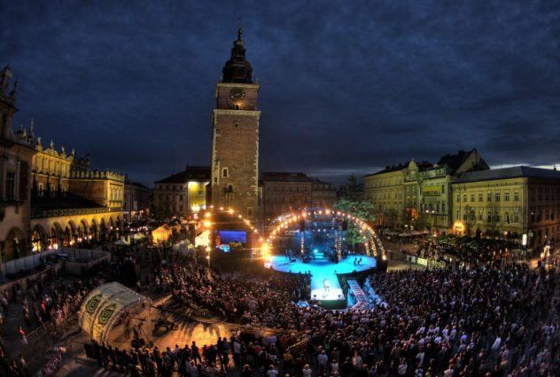 Festiwal Zaczarowanej Piosenki, fot. zaczarowana.pl